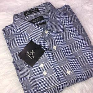Nordstrom Men's Shop Long Sleeve Trim Dress Shirt